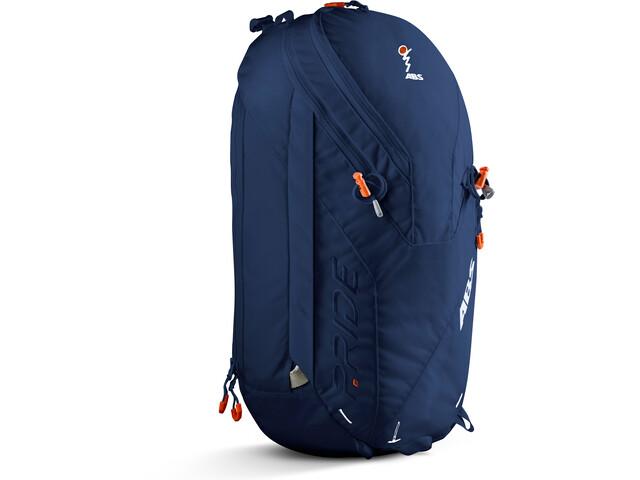 ABS P.RIDE Zip-On 32 Mochila antiavalancha, deep blue